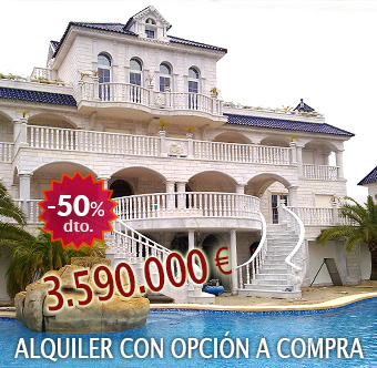 Mansion de Lujo